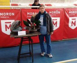 Daniel Lema Finalista  de Los Juegos Bonaerenses 2019 en la disciplina Artes Plásticas.